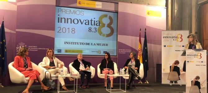 Premios Innovatia 8.3 a iniciativas empresariales lideradas por mujeres