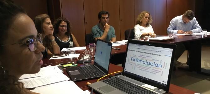 Presentación de la Auditoría de Gestión de la Red del Sistema Social de Prevención y Protección Integral de las Víctimas de Violencia de Género en la Comunidad Autónoma de Canarias