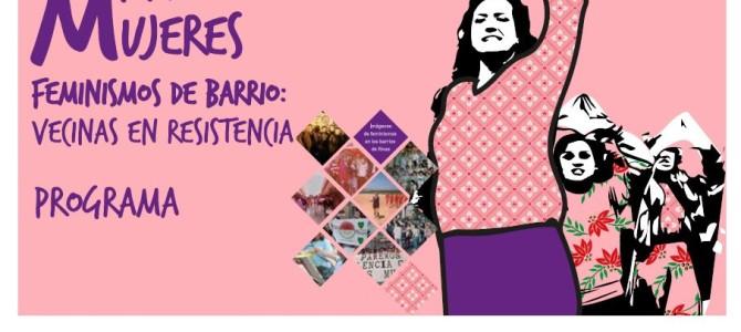 Mesa redonda: 'Feminismo y deporte en el barrio' – Ayuntamiento de Rivas Vaciamadrid